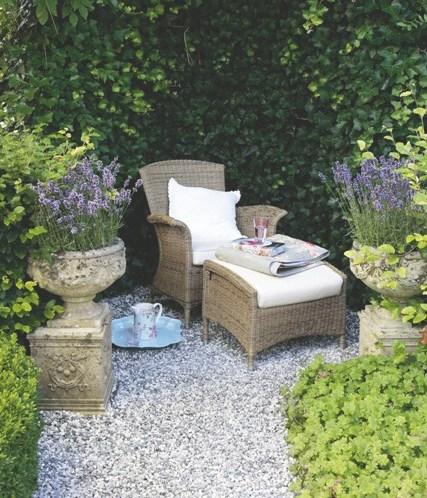 Siergrind tuin